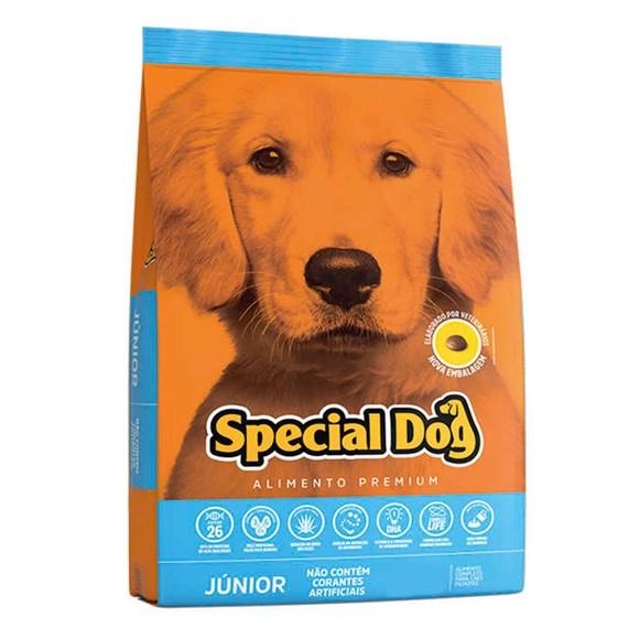 Ração Special Dog Cães Júnior – 10,1kg