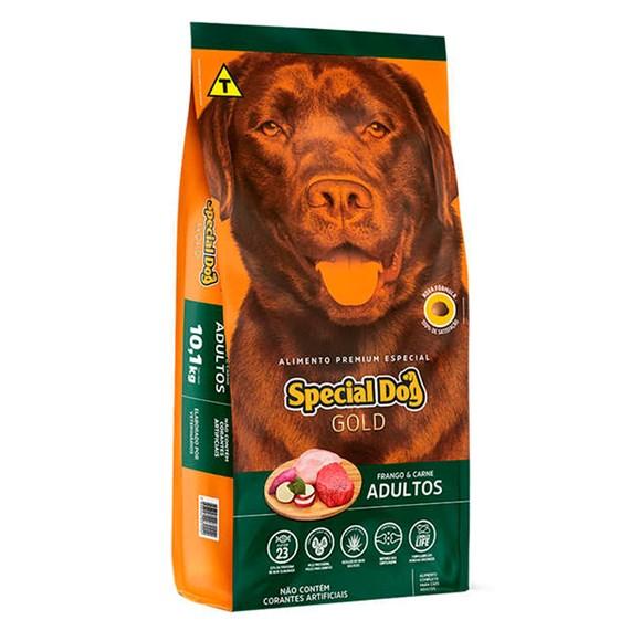 Ração Special Dog Gold Cães Adultos Frango e Carne – 15kg