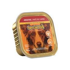 Ração Special Dog Patê Cães Adultos Carne – 150g
