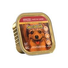 Ração Special Dog Patê Cães Adultos Raças Pequenas Carne – 150g