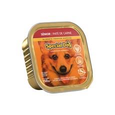 Ração Special Dog Patê Cães Sênior Carne – 150g