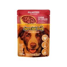 Ração Special Dog Sachê Cães Filhotes Carne – 100g