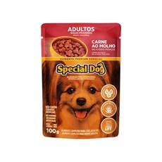 Ração Special Dog Sachê Cães Raças Pequenas Carne – 100g