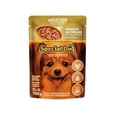 Ração Special Dog Sachê Cães Raças Pequenas Frango – 100g