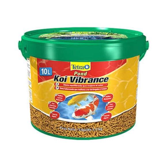 Racao Tetra Koi Vibrance Sticks 10l / 1,5kg Bucket
