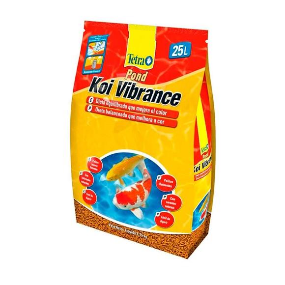 Racao Tetra Koi Vibrance Sticks 25l / 3,75kg Bucket