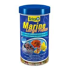 Ração Tetra Marine Large Flakes – 80g