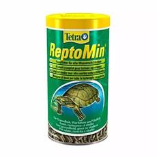 Ração Tetra Reptomin Para Tartarugas E Répteis 220g