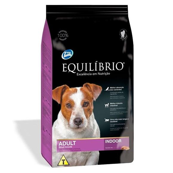 Ração Total Equilibrio Cães Adultos Small Breeds - 2kg