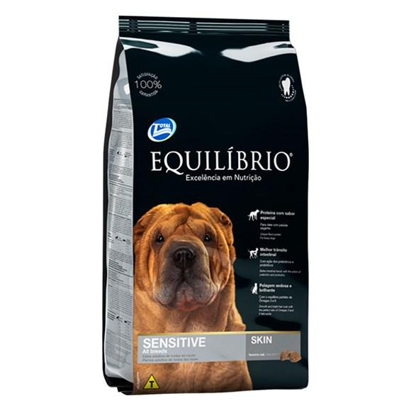 Ração Total Equilibrio Cães Sensitive - 2kg