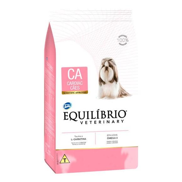 Ração Total Equilibrio Veterinary Cães Cardiac - 2kg