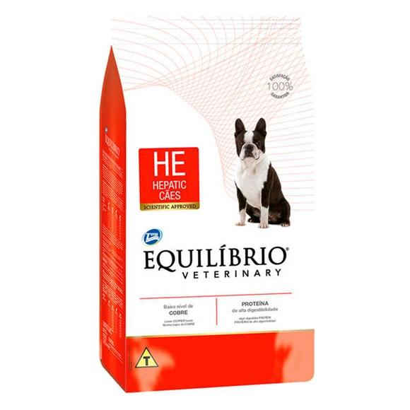 Ração Total Equilibrio Veterinary Cães Hepatic - 7,5kg