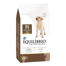 Ração Total Equilibrio Veterinary Cães Intestinal - 7,5kg