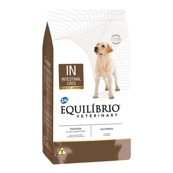Ração Total Equilibrio Veterinary Cães Intestinal - 7,5kg