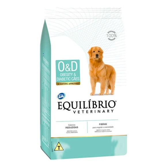 Ração Total Equilibrio Veterinary Cães O&D - 2kg
