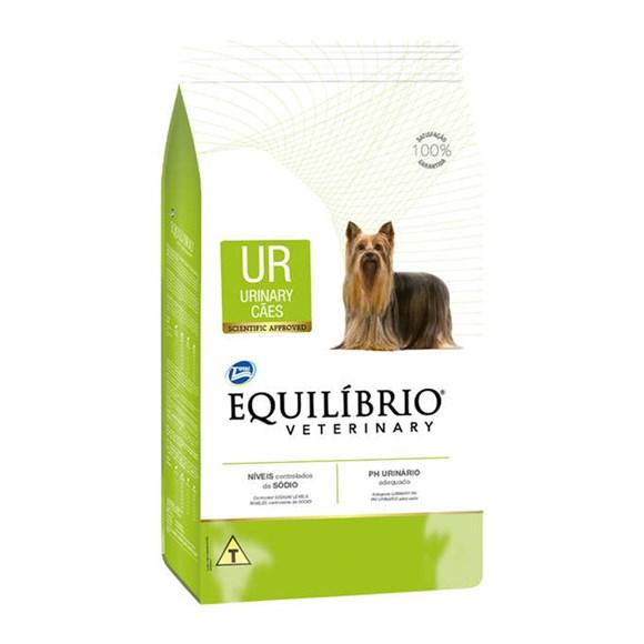 Ração Total Equilibrio Veterinary Cães Urinary - 7,5kg