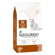 Ração Total Equilibrio Veterinary Gatos Intestinal - 2kg
