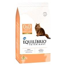 Ração Total Equilibrio Veterinary Gatos O&D - 2kg