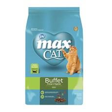 Ração Total Max Gatos Buffet Adultos - 20kg