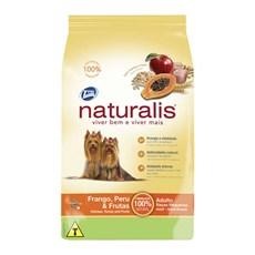 Ração Total Naturalis Cães AD. RP. Fgo Peru & Frutas - 15kg