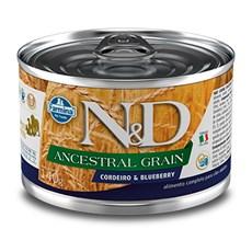 Ração Úmida N&D Ancestral Cães Cordeiro - 140g