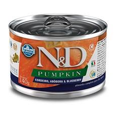 Ração Úmida N&D Pumpkin Cães Cordeiro - 140g