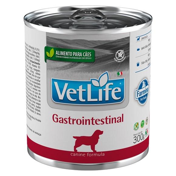 Ração Úmida Vetlife Cães Gastrointestinal – 300g