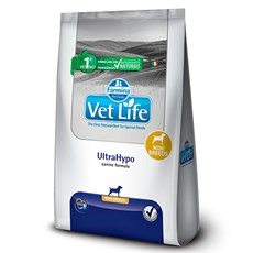 Ração Vet Life Cães Ultrahypo Mini