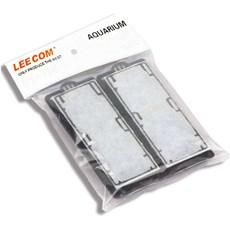 Refil de Filtro Externo Hang-On Leecom - Cartucho de Carvão Ativo