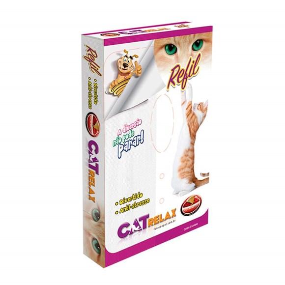 Refil Papelão Gato Furacão Pet Cat Relax - Tam. M