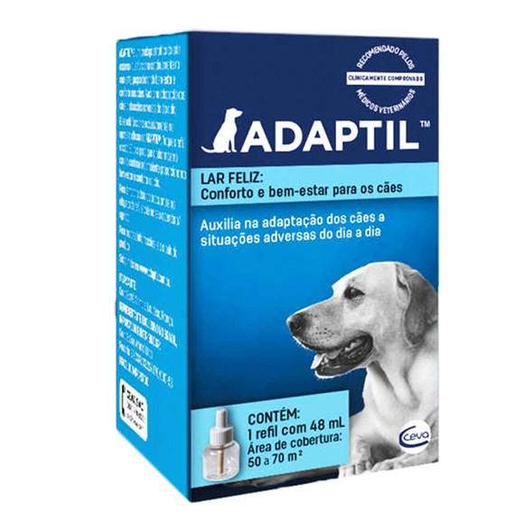 Refil Para Difusor Adaptil Cães Ceva - 48mL