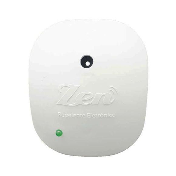 Repelente Eletrônico Ultrassom Zen Branco Bivolt