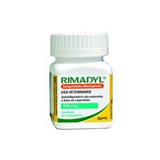 Rimadyl Anti-inflamatório Para Cães 100mg Com 14 Comprimidos