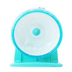 Roda de Exercicios Para Roedores Medio Azul Pawise