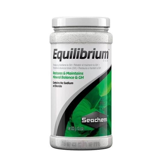 Seachem Equilibrium Repositor Mineral P/ Plantado 300g