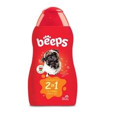 Shampoo 2 em 1 Beeps Pet Society – 500mL