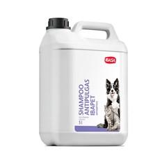 Shampoo Antipulgas Ibasa - 5 Litros
