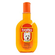Shampoo Antipulgas Tratto - 300mL
