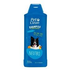 Shampoo Cães e Gatos Neutro Pet Clean – 700mL