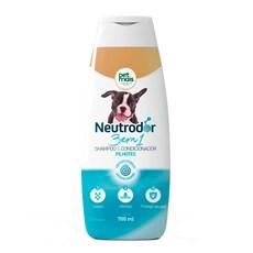 Shampoo Cães Petmais 3 em 1 Filhotes Neutrodor - 700mL