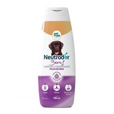 Shampoo Cães Petmais 3 em 1 Pelos Escuros Neutrodor - 700mL