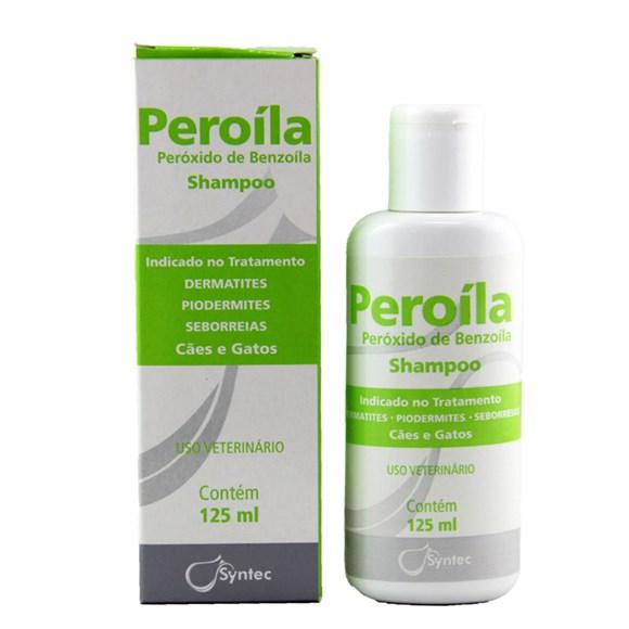 Shampoo Dermatologico Peroila - 125mL