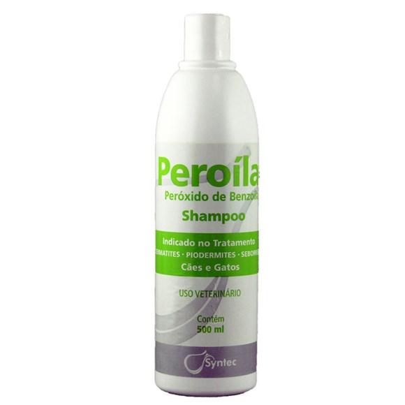 Shampoo Dermatologico Peroila - 500mL