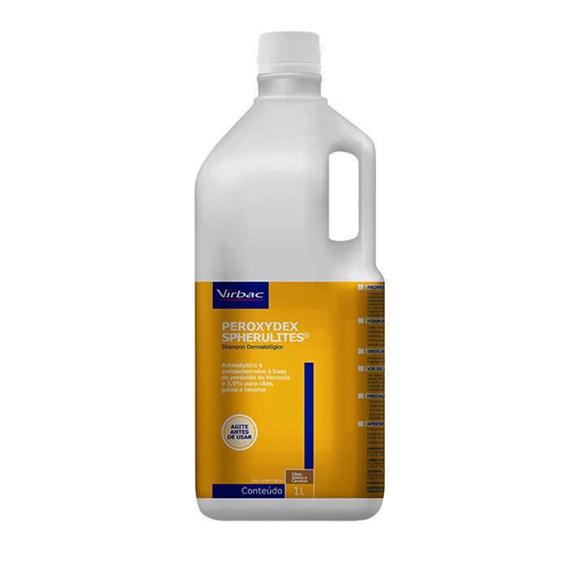 Shampoo Dermatologico Peroxydex Caes E Gatos 1L - Virbac