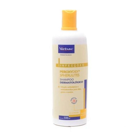 Shampoo Dermatológico Peroxydex Cães E Gatos 500ml - Virbac