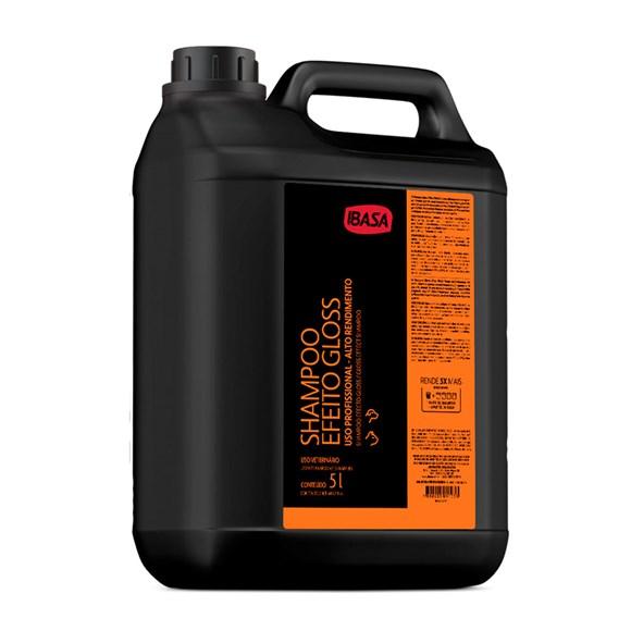 Shampoo Efeito Gloss Ibasa - 5 Litros