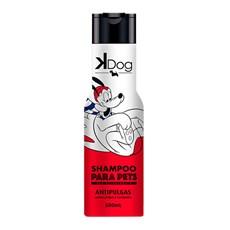 Shampoo K-Dog Antipulgas - 500mL