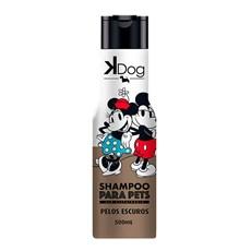 Shampoo K-Dog Pelos Escuros - 500mL