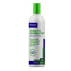 Shampoo Sebolytic Cães Virbac -  250mL
