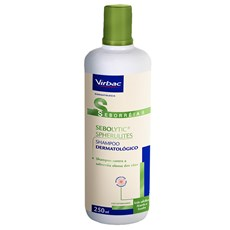 Shampoo Sebolytic P/ Cães  250ml - Virbac